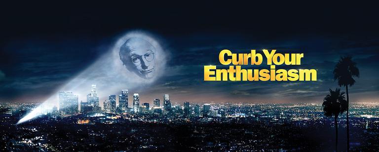 enthusiasm Curb your