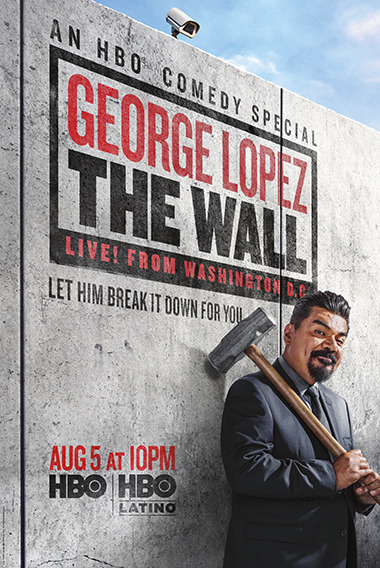 George Lopez: The Wall