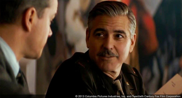 George Clooney Monuments Men