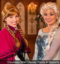 Frozen at Walt Disney World